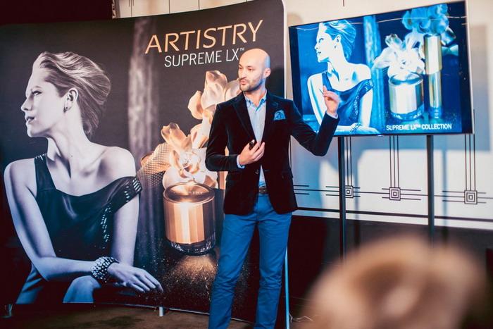 Amway Artistry Supreme LX prezentacija (4)