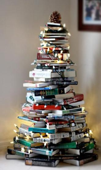 Stacked-Books-Tree